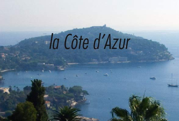The best anchorages on the Cote d'Azur